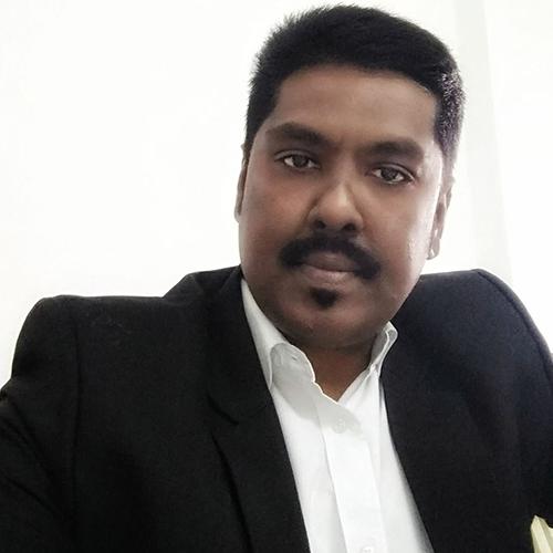 Dinesh Chandrasekar
